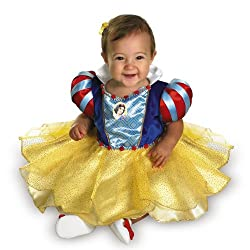 Rubie's Costume Co Snow White Infant - Size: 12-18 months by TOP