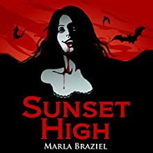 Sunset High Audiobook by Marla Braziel Narrated by Lisa Swaim