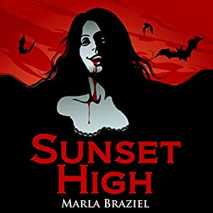 Sunset High Audiobook