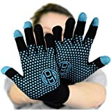 Mato & Hash Touchscreen Compatible Tech Gloves with Grip Palm
