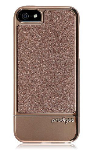 Special Sale Prodigee 2 piece, Protective and Sparkling FUSION Case, iPhone 5 - ROSE GOLD