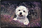 Highland Shortie West Highland White Terrier Gallery Mat