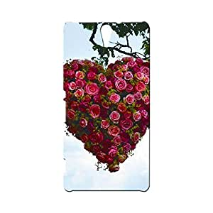 BLUEDIO Designer Printed Back case cover for Sony Xperia C5 - G4494