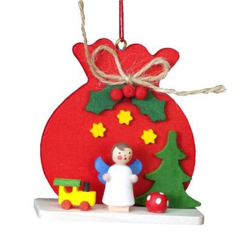 Christian Ulbricht Gift Sack Christmas Ornament