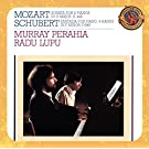 Mozart: Sonata for two pianos / Schubert: Fantasias for piano 4 hands D.940