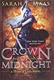 Sarah J Maas Crown of Midnight (Throne of Glass)