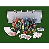 51lhiNBE8iL. SL160  Professionelles Pokerset mit 500 Laser Chips