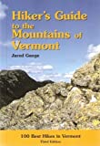 img - for Hiker's Guide to the Mountains of Vermont by Jared Gange (2001-06-04) book / textbook / text book