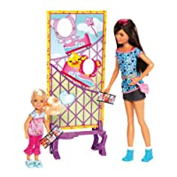 Barbie Sisters Fun Photos Chelsea And Skipper Doll (2-Pack)