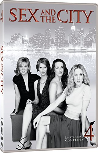 Sex & The City: Stagione 4 (3 DVD)