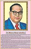 Life Sketch of Dr. Bhimrao Ramji Ambedkar Chart (50x75cm)