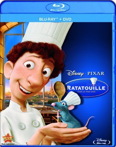 Ratatouille (Two-Disc Blu-ray/DVD Combo) by Disney-Pixar
