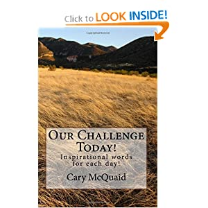 Our Challenge Today!: A Year Of Devotion To Jesus Christ