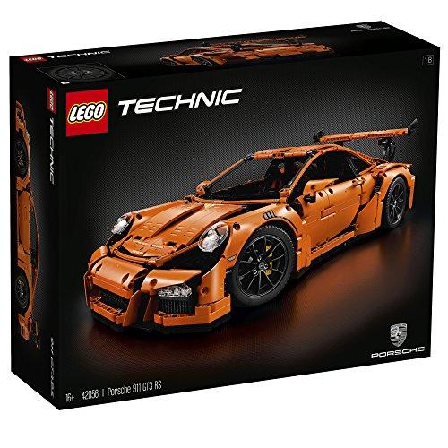 LEGO Technic 42056 - Set Costruzioni, Porsche Gt3 Rs
