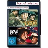 Best of Hollywood - 2 Movie Collector's Pack: Die Schlacht um Anzio / Alvarez Kelly [2 DVDs]