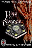 img - for Plea of Avanda (Altered Creatures) (Volume 6) book / textbook / text book