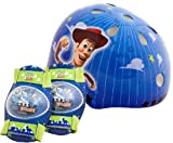 Toy Story Child Pacific Disney Pixar Hardshell Helmet and Pads