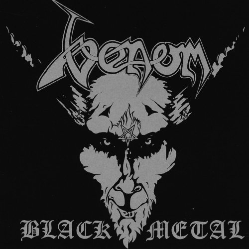 Venom - Metal Black - Zortam Music