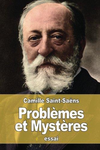 Problèmes et Mystères