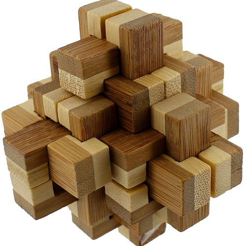 Star Bamboo Puzzle