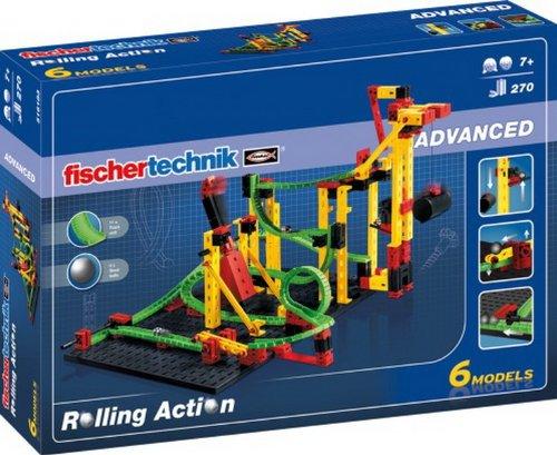 Rolling Action für Technik