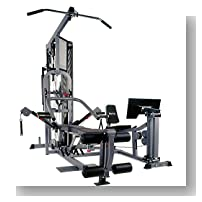 Bodycraft Fitness K1 Home Gym with Leg Press