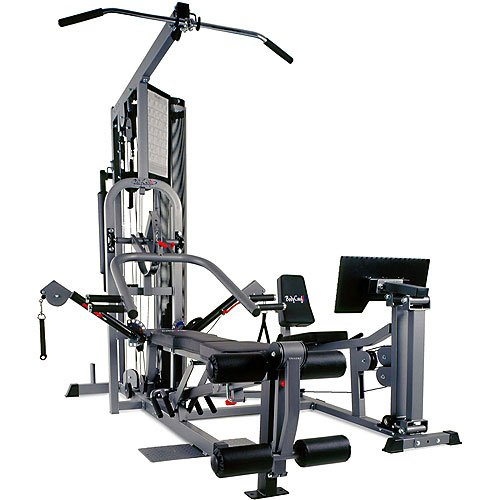 Bodycraft fitness k home gym with leg press pinto