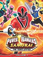 Power Rangers Samurai: The Team Unites (Vol.1) [HD]
