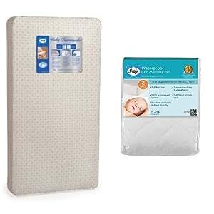 Amazon Sealy Baby Posturepedic Crib Mattress and