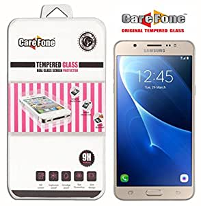 CareFone Tempered Glass for Samsung Galaxy J7 - 6 (New 2016 Edition) / Samsun...