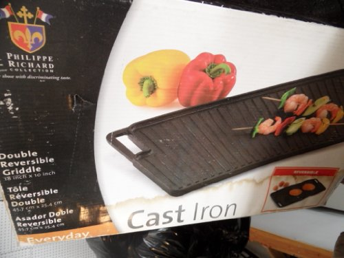 Cast Iron Griddle For Gas Stove Top