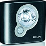 Philips Spoton Ultra 69141/30/ph Led Light, Black, One-pack