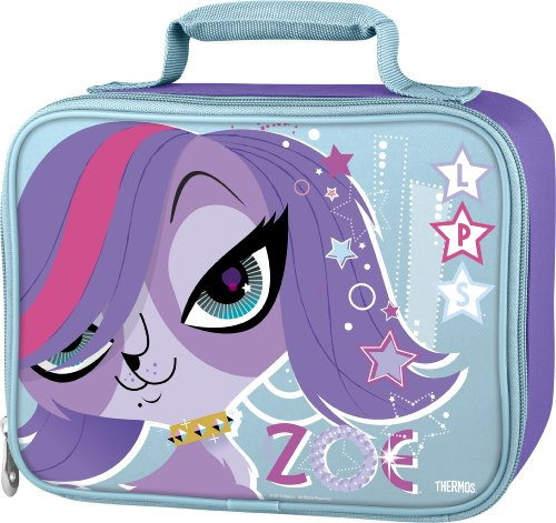 Thermos Soft Lunch Kit, Littlest Pet Shop front-893469