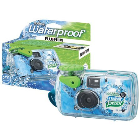 Fuji Quick Water Andsport 35Mm One Use Camera