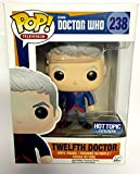 Funko POP TV: Doctor Who Twelfth Doctor With Spoon Hot Topic Exclusive #238 Figure