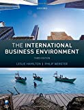 img - for The International Business Environment book / textbook / text book