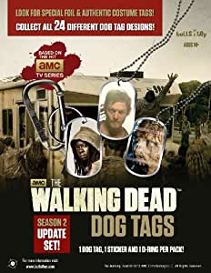 The Walking Dead - Season Two (1 Pack) DOG TAG