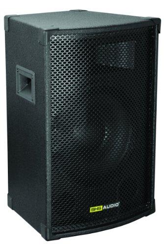 Shs Audio Ste-15 Unpowered Speaker Cabinet, Black