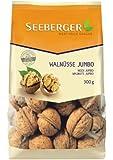 Seeberger Walnüsse jumbo, 7er Pack (7 x 300 g Beutel)