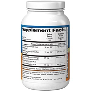 hca supplement walgreens