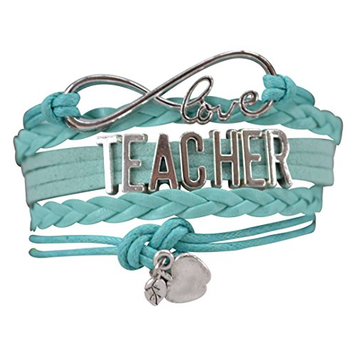 Teacher Bracelet-Teacher Gift, Show Your Teacher Appreciation