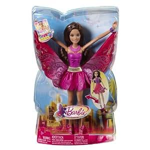 Barbie A Fairy Secret Fashion Fairy Friend 11 Brunette Doll Toys Games