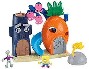 Bob Esponja - Juguete () [versión italiana] marca Mattel - BebeHogar.com