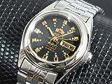 オリエント ORIENT スリースター 自動巻き 腕時計 WV0061NQ[並行輸入]