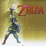 The Legend of Zelda 2013 Wall Calendarby Nintendo
