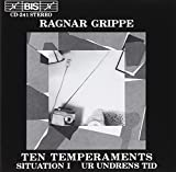 Ten Temperaments (Grippe) by Ragnar Grippe