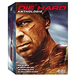 Die Hard - Anthologie - Coffret collector 4 DVD