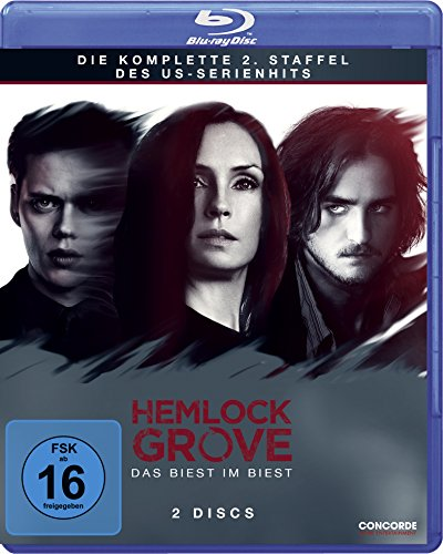 Hemlock Grove - Das Biest im Biest - Die komplette Staffel 2 [Blu-ray]