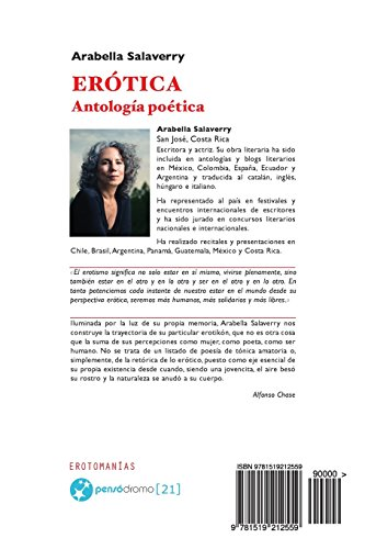 Erótica: Antología poética