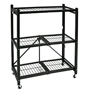 Amazon.com: Origami R3-01W General Purpose 3-Shelf Steel ...
